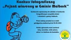 Gmina Malbork. Konkurs fotograficzny dla dzieci i młodzieży.