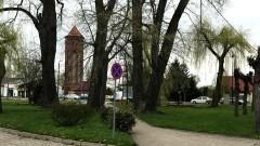 Nowy Staw. Skwer przy Urzędzie Miejskim wkrótce zmieni swoje oblicze.