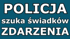 Malborska policja szuka świadków zdarzenia.