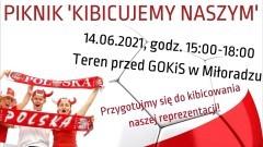 Gmina Miłoradz. Przygotuj się do kibicowania podczas Euro 2020 na sportowym pikniku.