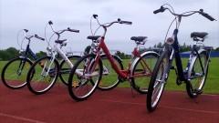 Nowy Staw. Uruchomiono wypożyczalnię rowerów turystycznych.