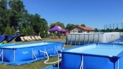 Nowy Staw. Kompleks basenów już otwarty!