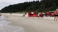 W sobotę w morzu utonęło pięć osób.