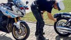 """Podsumowanie akcji """"Motocykle"""" – weekendowy raport malborskich służb mundurowych."""