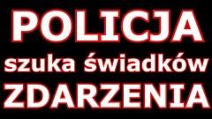 Malbork. Policja szuka świadków kradzieży oraz zdarzenia drogowego.