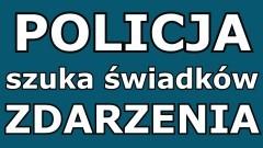 Malborska policja szuka świadków zdarzenia drogowego na ulicy Słowackiego.