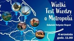 Malbork. Wielki Test Wiedzy o Metropolii na wysokości 130 m - sprawdź się i wygraj 5 tys. zł.
