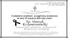Kondolencje Dyrektor, Grona Pedagogicznego i Pracowników Szkoły Podstawowej w Gminie Malbork
