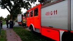 Pożar mieszkania w Lasowicach Wielkich – weekendowy raport malborskich służb mundurowych.