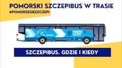 Stare Pole. Przyjdź i zaszczep się w Pomorskim Szczepibus-ie.
