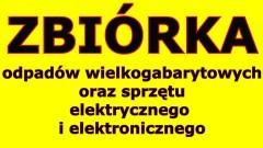 Gmina Malbork. 9 października odbędzie się zbiórka odpadów wielkogabarytowych oraz zużytego sprzętu elektrycznego i elektronicznego.