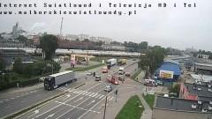 Zderzenie dwóch osobówek na Alei Wojska Polskiego – weekendowy raport malborskich służb mundurowych.