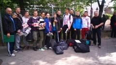 Zuzanna Jaremko Mistrzynią Europy Kyokushin Kartae IKO!!! Mistrzostwa Europy IKO Kyokushin Karate Berlin - 09 maja 2015