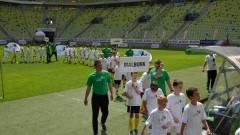 Pomezania Malbork 2003/04 zagrała na PGE Arena w Gdańsku
