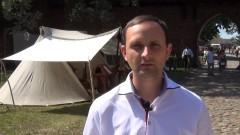 OBLĘŻENIE MALBORKA XVI EDYCJA - INFO TYGODNIK. MALBORK - SZTUM - NOWY DWÓR GDAŃSKI - 24.07.2015