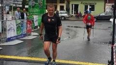 I Miejsce Ryszarda Walendziaka podczas Mistrzostw Ziemi Sądeckiej w Nordic Walking - 26.07.2015