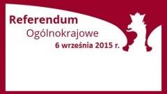 MALBORK: GŁOSOWANIE KORESPONDENCYJNE W REFERENDUM 6 WRZEŚNIA - 19.08.2015