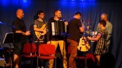 Koncert Leonarda Luthera & Własny Port w Galerii Żuławskiej - 20.09.2015