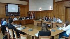 Pomysły młodzieży na rozwój miasta. V sesja Młodzieżowej Rady Miasta Malborka - 16.09.2015