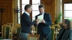 Plany rozwoju na najbliższe lata. I spotkanie III kadencji Malborskiej Rady Sportu - 16.09.2015