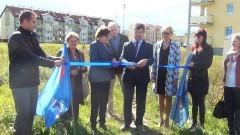42 mieszkania w tym 10 dla osób niepełnosprawnych. TBS podpisał umowę z IPB Sp. z o.o. na budowę bloku mieszkalnego przy ul. Czerskiego w Malborku – 28.09.2015