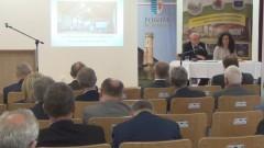 Starosta Malborski o Konwencie Powiatów Województwa Pomorskiego w Tczewie - 01.10.2015