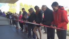 Pierwszy etap budowy sztumskiego stadionu zakończony – 09.10.2015