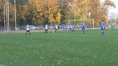 Zwycięstwo w ostatnich minutach. Pomezania Malbork - Sparta Kleszczewo 2:1 - 24.10.2015