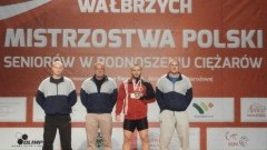 """Złoty nie pociąg a medal z Wałbrzycha przywiózł Bartosz Samp z MKS """"Rzemieślnik"""" Malbork - 16-18.10.2015"""
