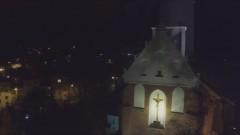 Dzień zadumy i refleksji widziany okiem drona w Dzierzgoniu – 01.11.2015