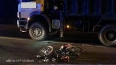 Śmiertelne potrącenie na Wałowej w Malborku – 02.11.2015
