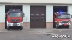 Trzy osoby zostały poszkodowane w tym dziecko w wyniku pożaru piwnicy w Martągu – 03.11.2015