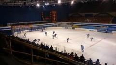 Zawodnicy Klubu UKS Bombek SP3 Malbork uczestniczyli w lidze żaka starszego w rozgrywkach eliminacyjnych mistrzostw Polski w hokeju na lodzie - 07-08.11.2015