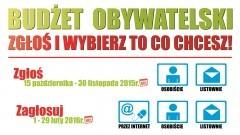 W budżecie miasta Malborka na 2016 r. na realizację budżetu obywatelskiego przewidziana jest kwota 500.000 zł