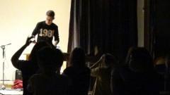 Muzyczna uczta w ZSP Nr 1 w Malborku! Dj Marty porwał publikę zdobywając 1 miejsce podczas II Koncertu Garażowego – 28.11.2015