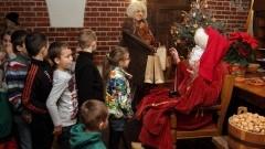 Wielkie Poszukiwania Świętego Mikołaja na Malborskim Zamku - 06.12.2015