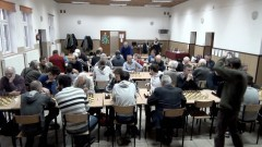 XV Jubileuszowy Ogólnopolski Turniej Szachowy Pamięci Mirosława Gardzielewskiego w Miłoradzu - 05.12.2015