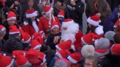 Mikołaj odwiedził mieszkańców Miłoradza – 13.12.2015