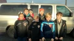 7 zawodników UKS Bombek Klubu działającego przy Szkole Podstawowej nr 3 w Malborku uczestniczyło w lidze żaka młodszego i starszego w ramach eliminacji mistrzostw Polski w hokeju na lodzie w Łodzi – 19-20.12.2015