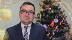 Życzenia świąteczne Wójta Gminy Miłoradz Arkadiusza Skorka – 22.12.2015