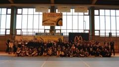 XI Sylwestrowy Turniej Piłki Siatkowej Dziewcząt o Puchar Burmistrza Malborka - 28-30.12.2015