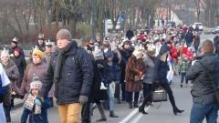 Orszak Trzech Króli przeszedł ulicami Malborka - 06.01.2016