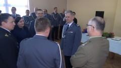 Andrzej Szramke, komendant malborskiej policji odszedł na emeryturę – 13.01.2016