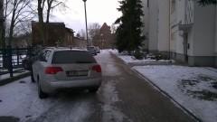 Mistrz(yni) Parkowania na Starym Mieście w Malborku - 17.01.2016