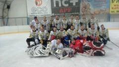 IX kolejka rozgrywek Regionalnej Ligi Hokeja na Lodzie w Malborku - 31.01.2016