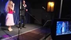 """Walentynki w Nowym Stawie. Występ grupy teatralnej Jerzego Majdy pt. """"Zakochani są wśród nas"""" - 13.02.2016"""