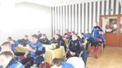 Zgrupowanie sportowe Młodych Piłkarzy z Gimnazjalnego Ośrodka Szkolenia Sportowego Młodzieży w Malborku - 07-12.02.2016