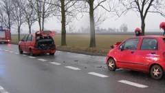Trzy osoby poszkodowane w wypadku w Cisach – 04.03.2016