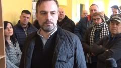 Malbork: Objazd tymczasowo wstrzymany po proteście przedsiębiorców – 09.03.2016