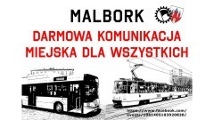 """""""Narodowy Malbork"""" chce bezpłatnej komunikacji miejskiej. Co Państwo na to? - 30.03.2016"""